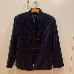 Military style women's jacket